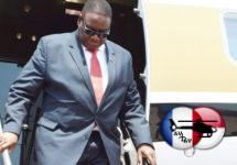 Peter Mutharika blows over K330m