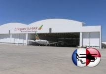 Ethiopian Airlines Inaugurates Three Wide Body Paint and Maintenance Hangars