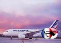 Air France: prière d'utiliser la piste pour décoller